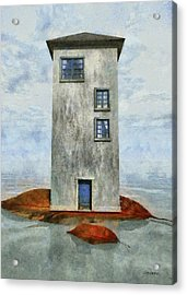 Tiny House 3 Acrylic Print