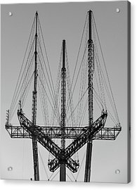 Tip Of The Sutro Acrylic Print