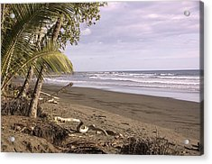 Tiskita Pacific Ocean Beach Acrylic Print