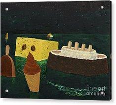 Titanic's Birthday Acrylic Print