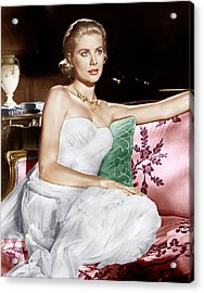 To Catch A Thief, Grace Kelly, 1955 Acrylic Print