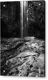 Acrylic Print featuring the photograph To Fall by Yuri Santin