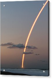 Acrylic Print featuring the photograph To Infinity And Beyond by Ron Dubin