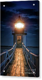To The Light Acrylic Print by Scott Thorp