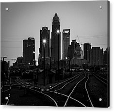 To The Queen City Acrylic Print