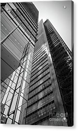 To The Top   -27870-bw Acrylic Print