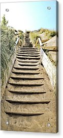 To The Top Acrylic Print