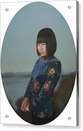 To Xiu Pan Acrylic Print