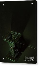 Toasted Shadows Acrylic Print by The Stone Age