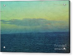 Today Tomorrow And Always Acrylic Print by Robyn King