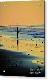 Today's The Day When Anything Is Possible Acrylic Print