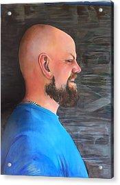 Todd Acrylic Print