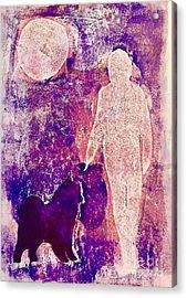 Together 2 Acrylic Print