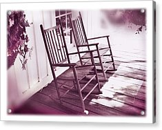 Together Forever Acrylic Print by Mal Bray