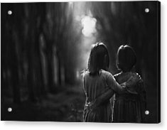 Togetherness Acrylic Print
