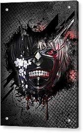 Tokyo Ghoul Kaneki Acrylic Print