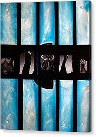 Tokyo-vogue Series Acrylic Print by Vel Verrept