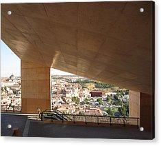 Toledo Architecture Acrylic Print