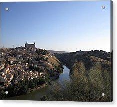 Toledo Hillside Acrylic Print