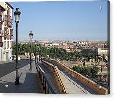Toledo Walkway II Acrylic Print