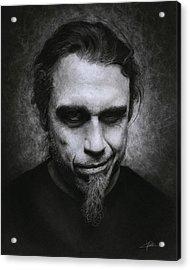 Tom Araya Acrylic Print