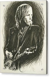 Tom Petty 1 Acrylic Print