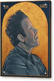 Tom Waits 2 Acrylic Print