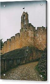 Tomar Castle, Portugal Acrylic Print