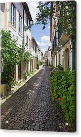 Tomar Street Acrylic Print