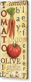 Tomato Soup Acrylic Print by Debbie DeWitt