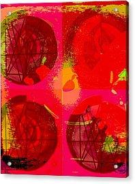 Tombola De Amor. Acrylic Print by Mildred Ann Utroska        Mauk