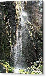 Tonto Waterfall Splash Acrylic Print