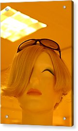 Too Bright Acrylic Print by Jez C Self