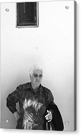 Too Hot To Move Acrylic Print by Jez C Self