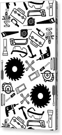 Tool Belt 1 Phone Case Acrylic Print