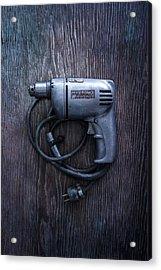 Tools On Wood 76 Acrylic Print