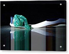 Toothbrush Acrylic Print