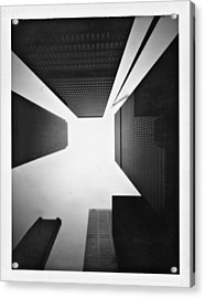 Toronto Acrylic Print by Luca Baldassari