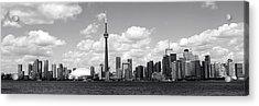 Toronto Skyline 11 Acrylic Print
