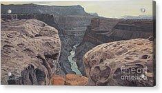 Toroweap Overlook Grand Canyon North Rim Acrylic Print