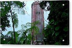 Torre De Observacion Yokahu  Acrylic Print