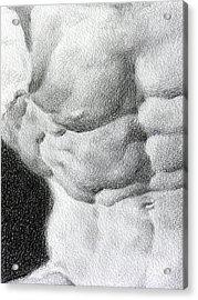 Torso 1b Acrylic Print