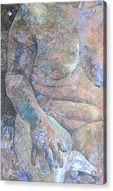 Torso. Acrylic Print by Harry Robertson