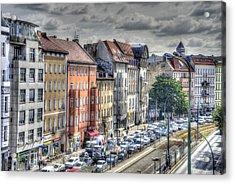Torstrasse Berlin Acrylic Print