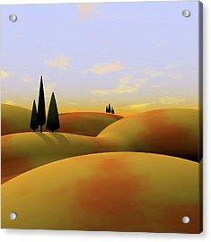 Toscana 3 Acrylic Print