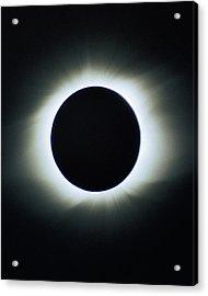 Total Solar Eclipse - Aruba 1998 Acrylic Print