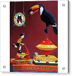 Toucan Play At This Game Acrylic Print