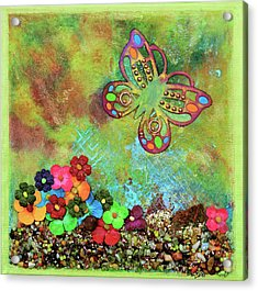 Touched By Enchantment Acrylic Print