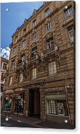 Toulouse Architecture Acrylic Print