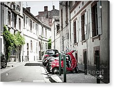 Acrylic Print featuring the photograph Toulouse Street by Elena Elisseeva